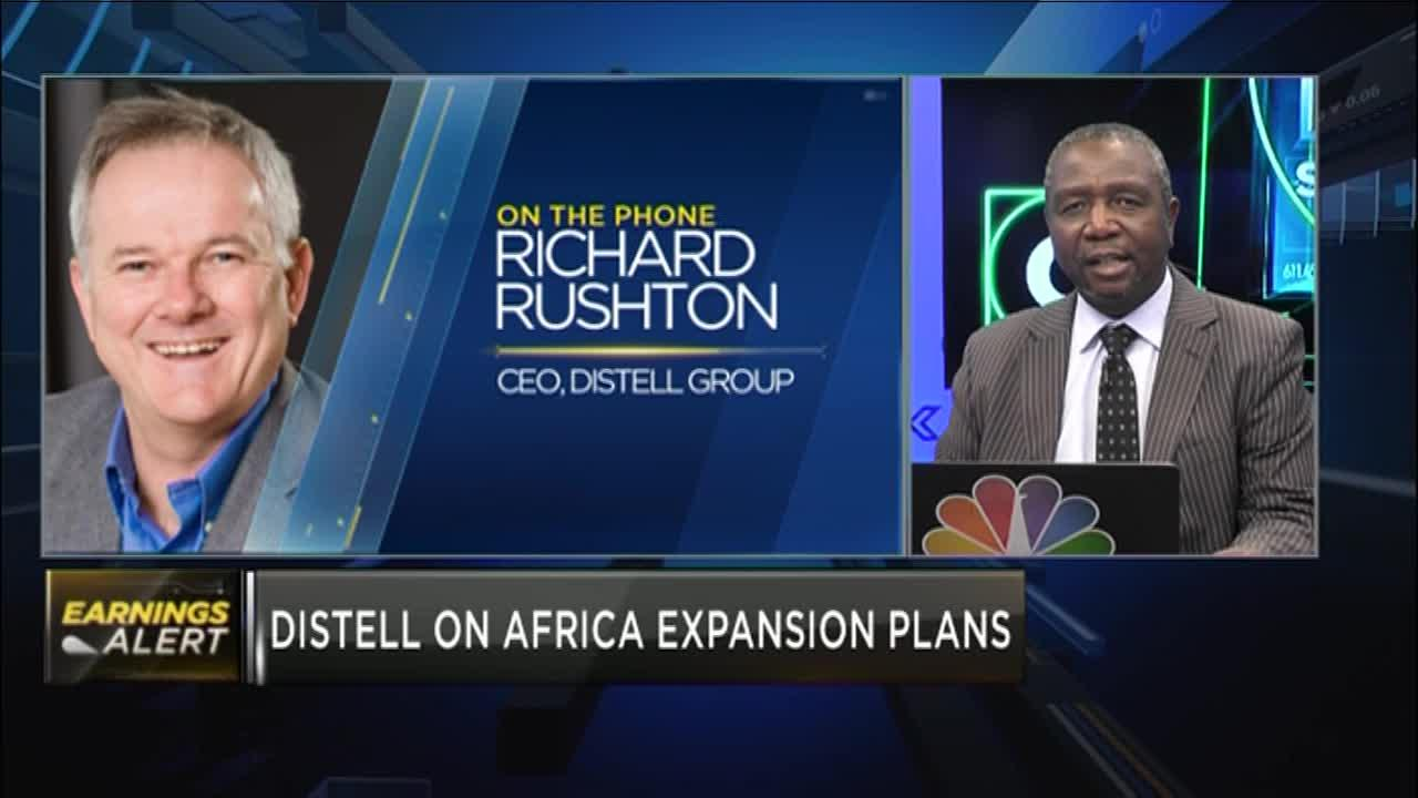 Distell CEO on expansion plans, results & fimin Mboweni's budget