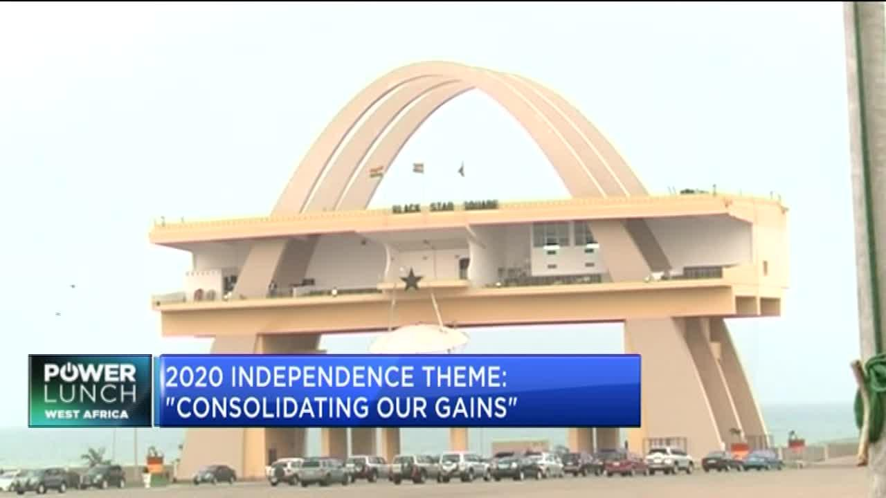 Ghana looks to consolidate its gains as it celebrates 63 years of independence