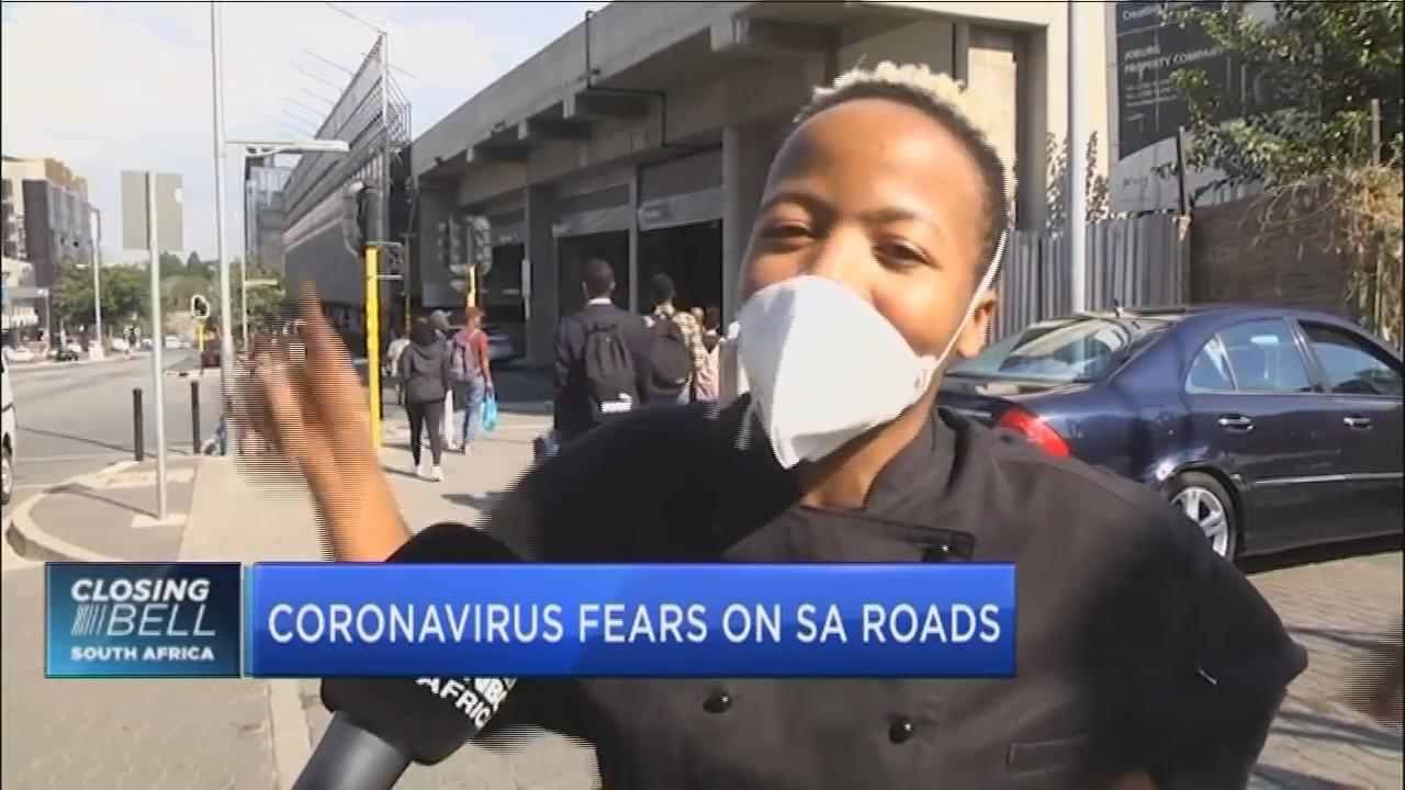 Here's how South Africans are reacting to COVID-19 outbreak