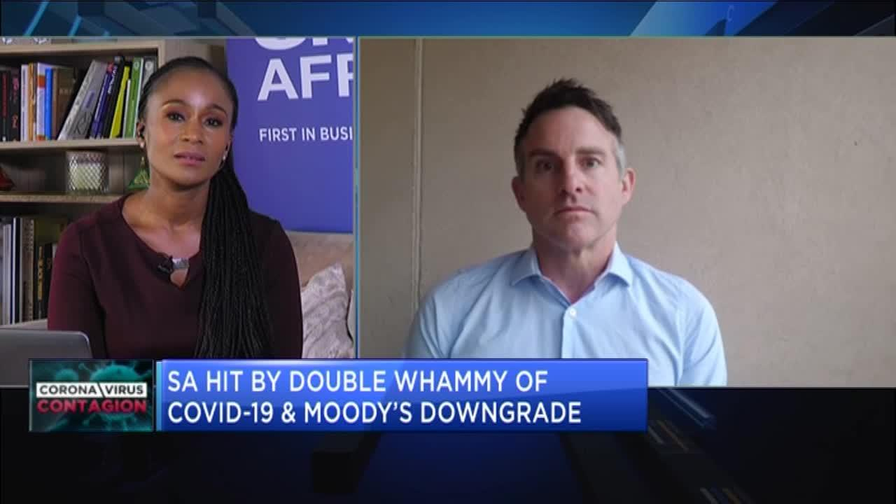 Cannon Asset Managers CEO on how SA can recover from Moody's downgrade