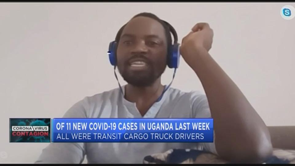 Uganda ramps up fight against COVID-19 pandemic