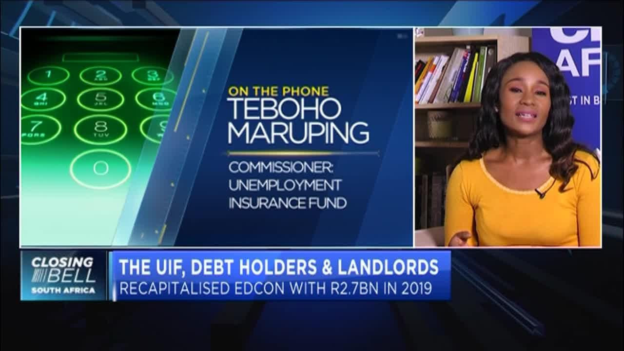 UIF & PIC in talks with Edcon over a potential lifeline