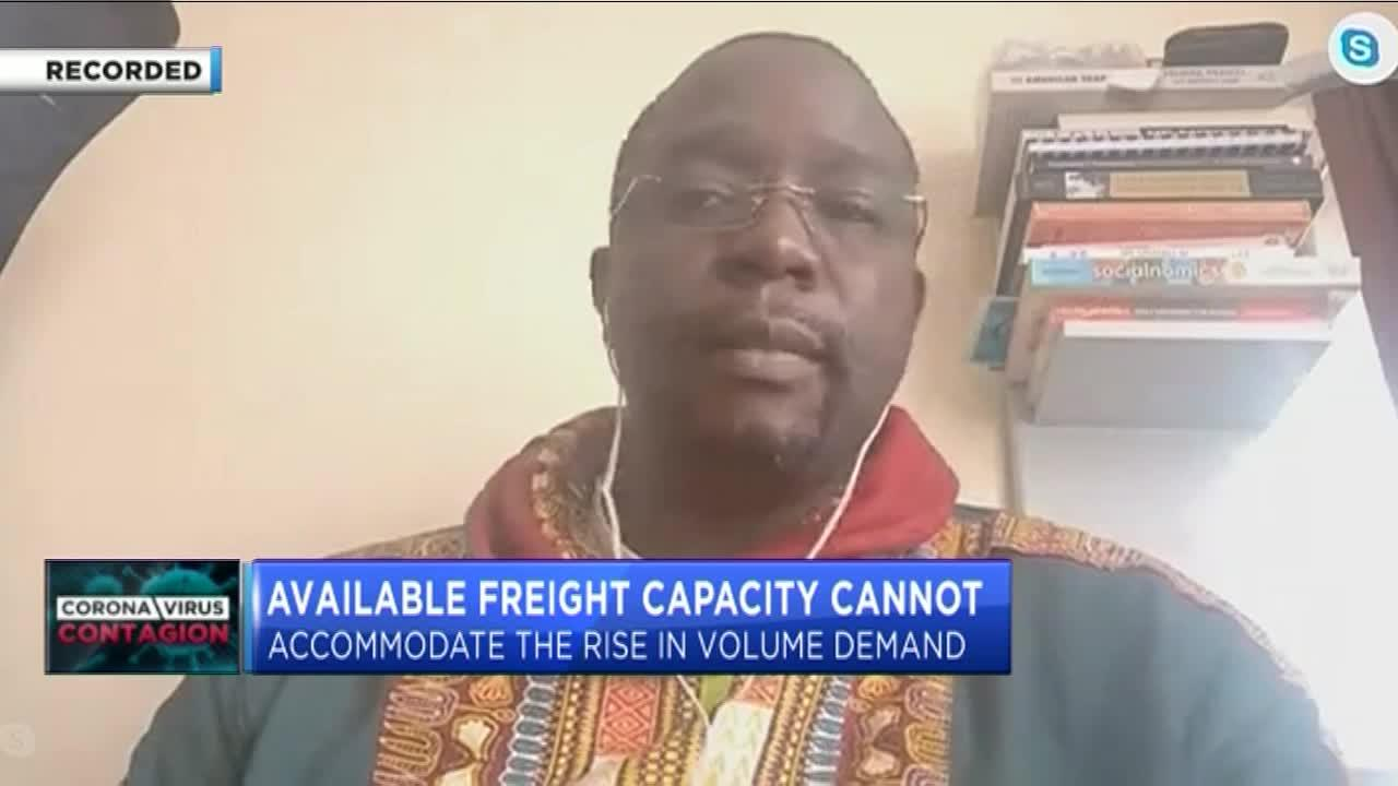 COVID-19: Lack of freight holds back Kenya's flower industry