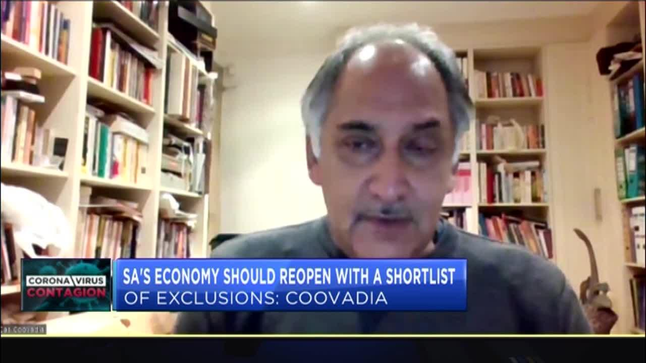 COVID-19: Cas Coovadia on why govt. should rethink its strategy on reopening the economy