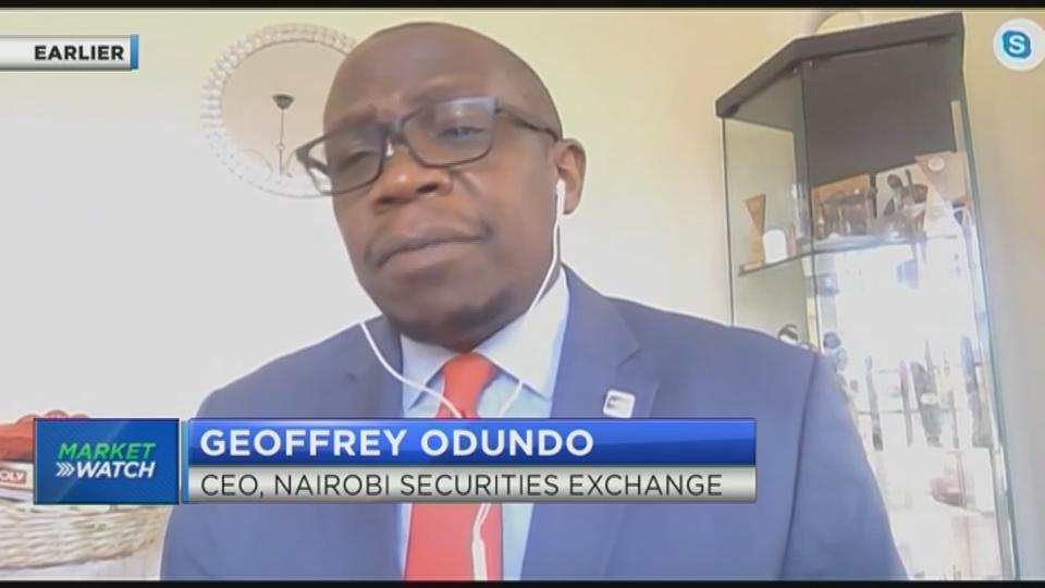 NSE's Geoffrey Odundo on the economic impact of COVID-19