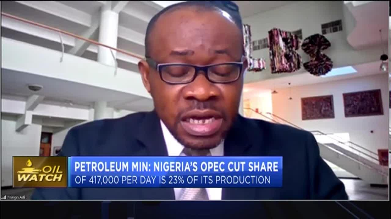 Can Nigeria's economy withstand OPEC's production cuts?