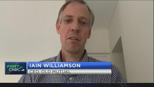 Ian Williamson outlines his plans for Old Mutual