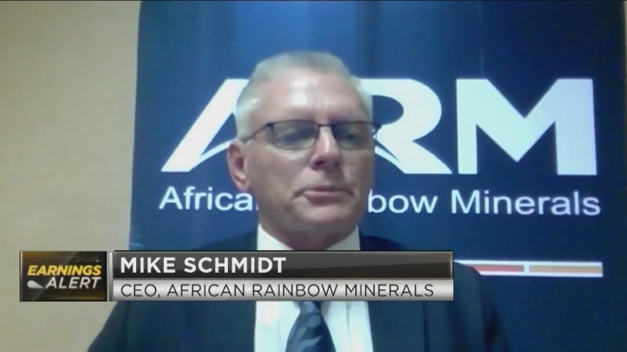 African Rainbow Minerals reports solid results in tough operating environment