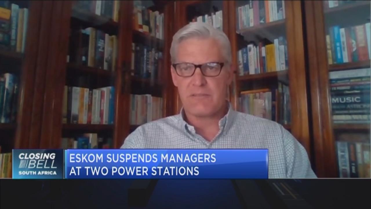 Eskom CEO on the power utility's latest round of load-shedding