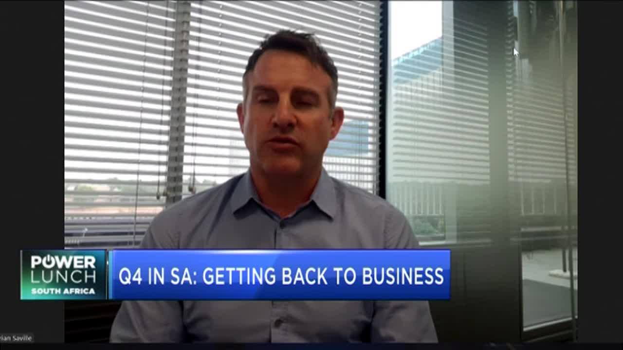 Cannon Asset Managers CEO on SA's mid-term-budget outlook