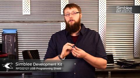 Unboxing the Simblee Development Kit