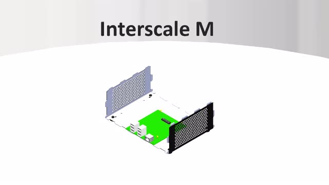 SCHROFF INTERSCALE M -- THE FORM FACTOR FOR THE FUTURE