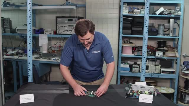 Using SiC Devices to Improve an LED Driver