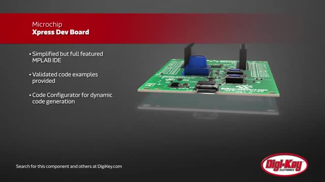 Microchip Xpress Dev Board | Digi-Key Daily