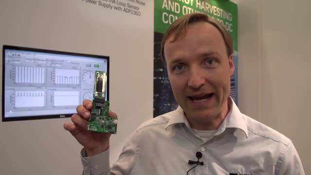 Energy Harvesting with Analog Devices' ADP5091