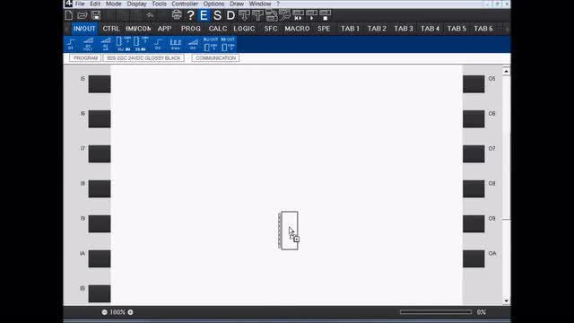 Tutorial em4 remote How to use monitoring function block XB XW OUT