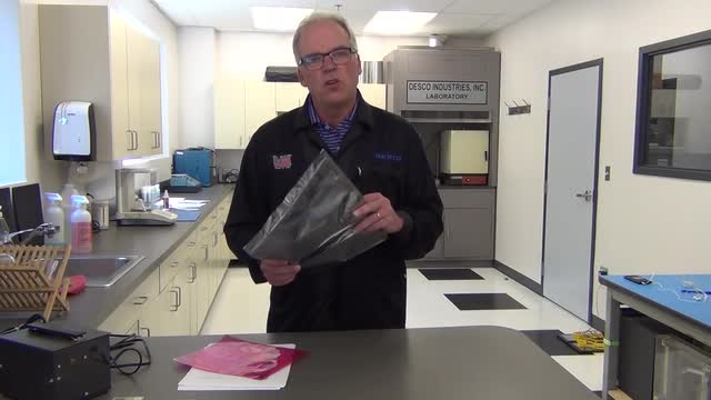 Static Shielding Bags vs Pink Poly Bags