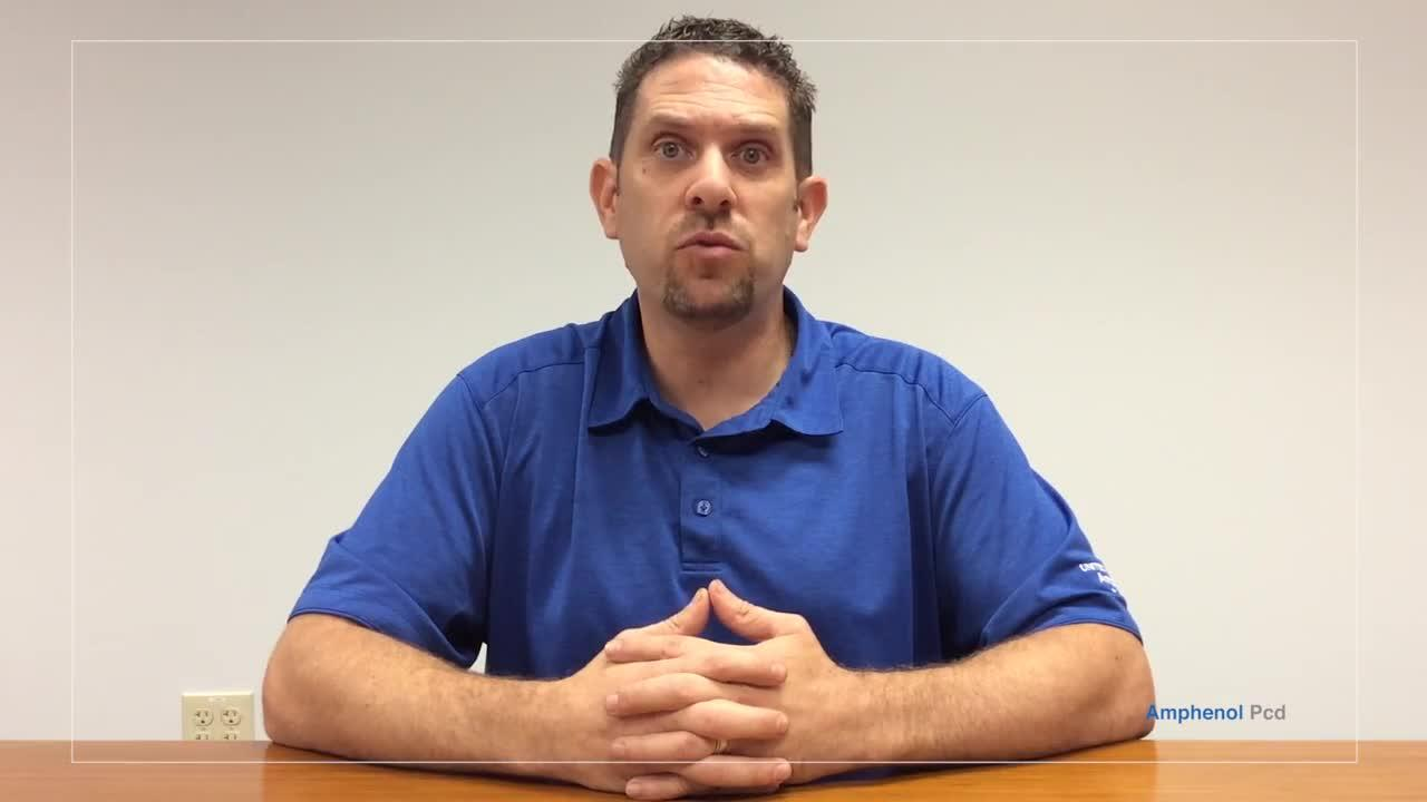 Amphenol Pcd Training Videos; Series I, Episode 1/7: Overview