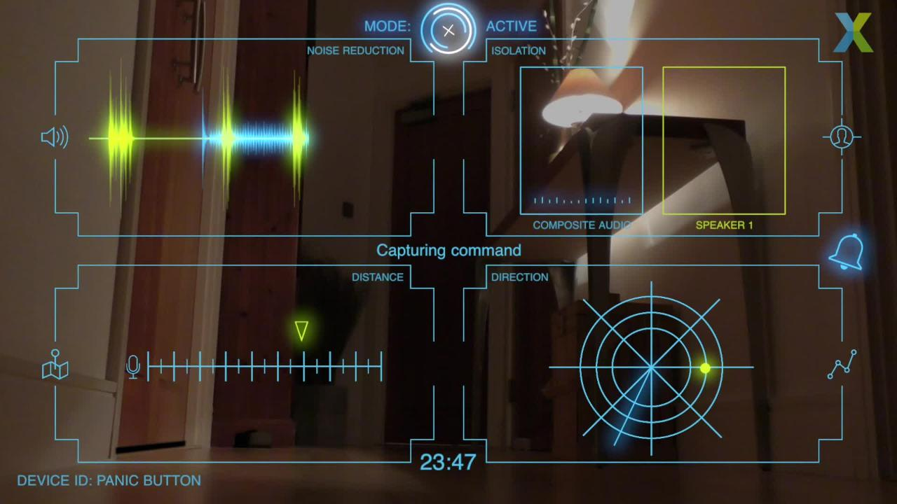 Voice Interface That Improves Safety