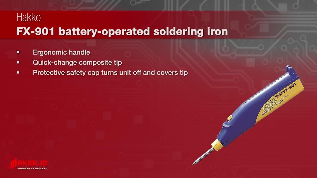 Auto Heat Limiter For Soldering Iron
