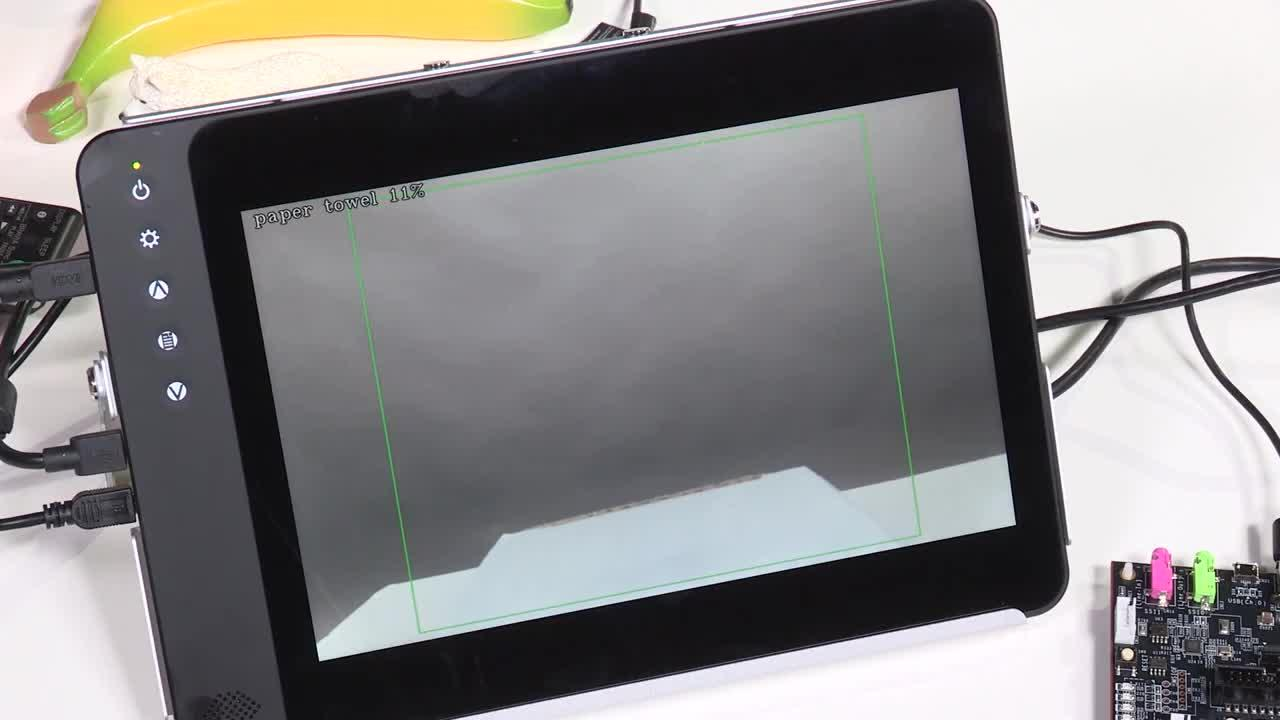 Renesas RZ/G Embedded Vision Object Recognition Demo
