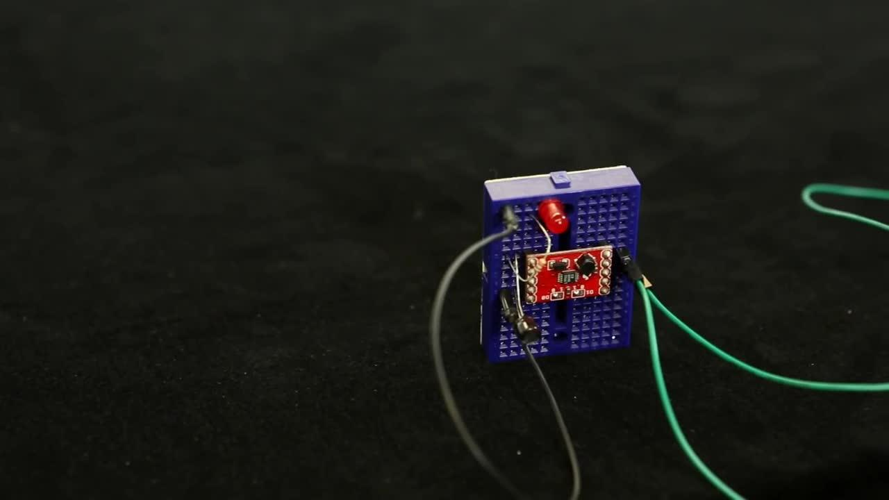 SparkFun Simple Sketches - Energy Harvester Breakout
