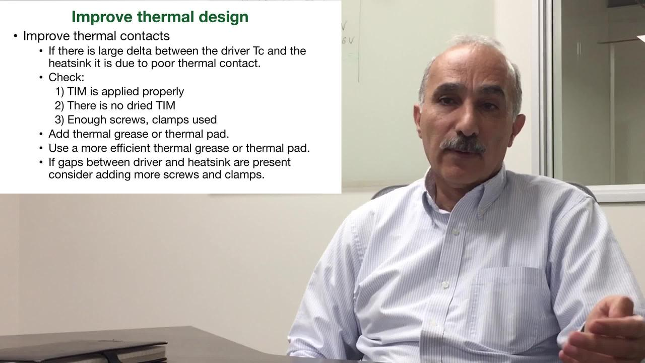 Thermal design part 5 - How to fix thermal design issues in the field