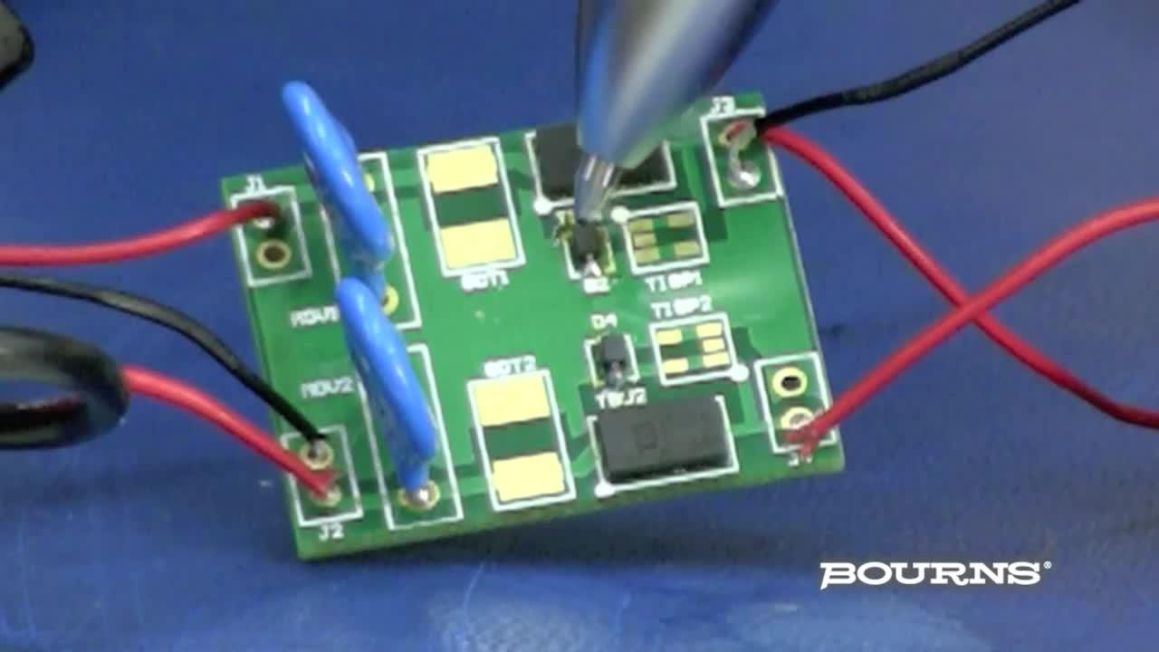 Bourns RS 485 Evaluation Board 2
