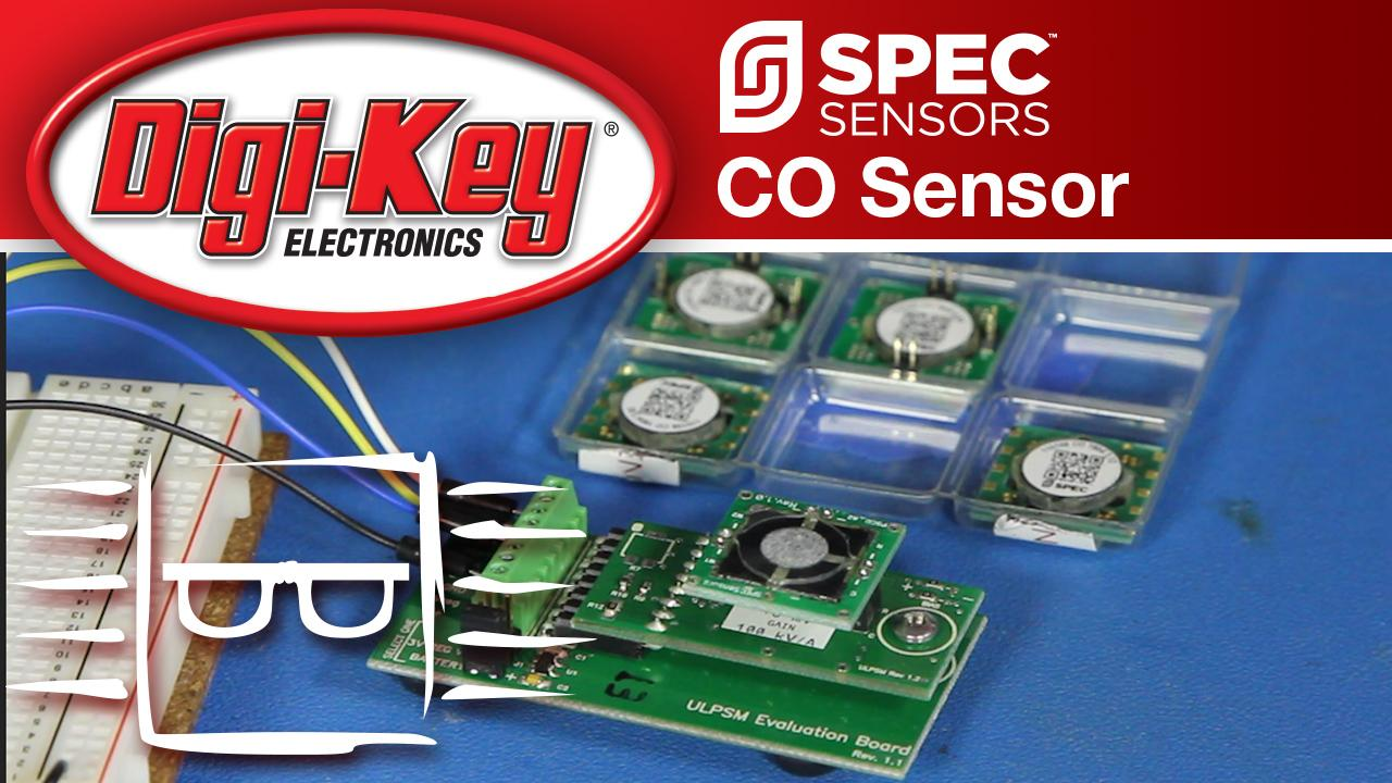 Chemiresistive Gas Monitoring | DigiKey