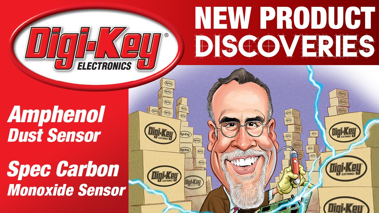 Amphenol and SPEC Sensors New Product Discoveries with Randall Restle Episode 2