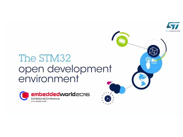 Prototype and develop more quickly with STM32 ODE