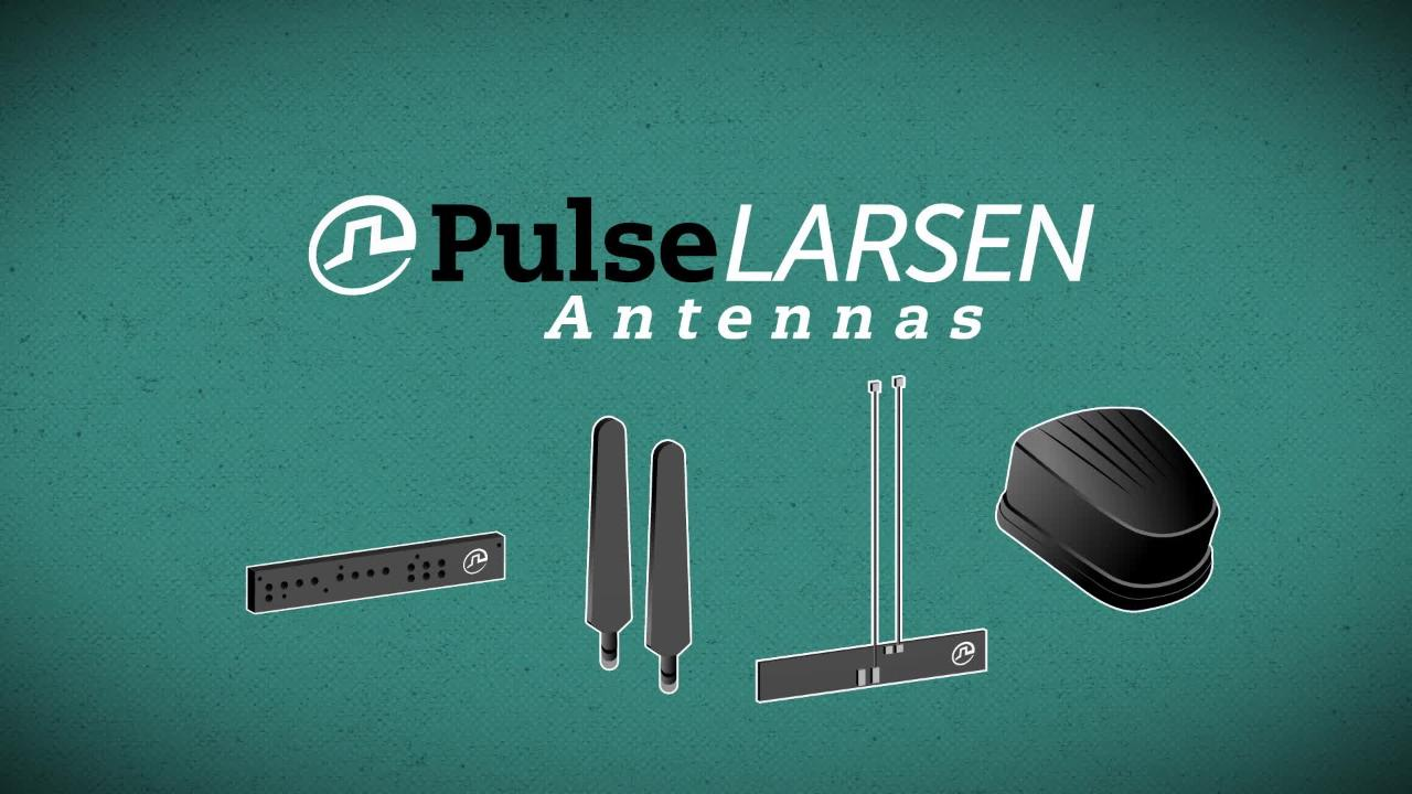 PulseLarsen Antennas Video