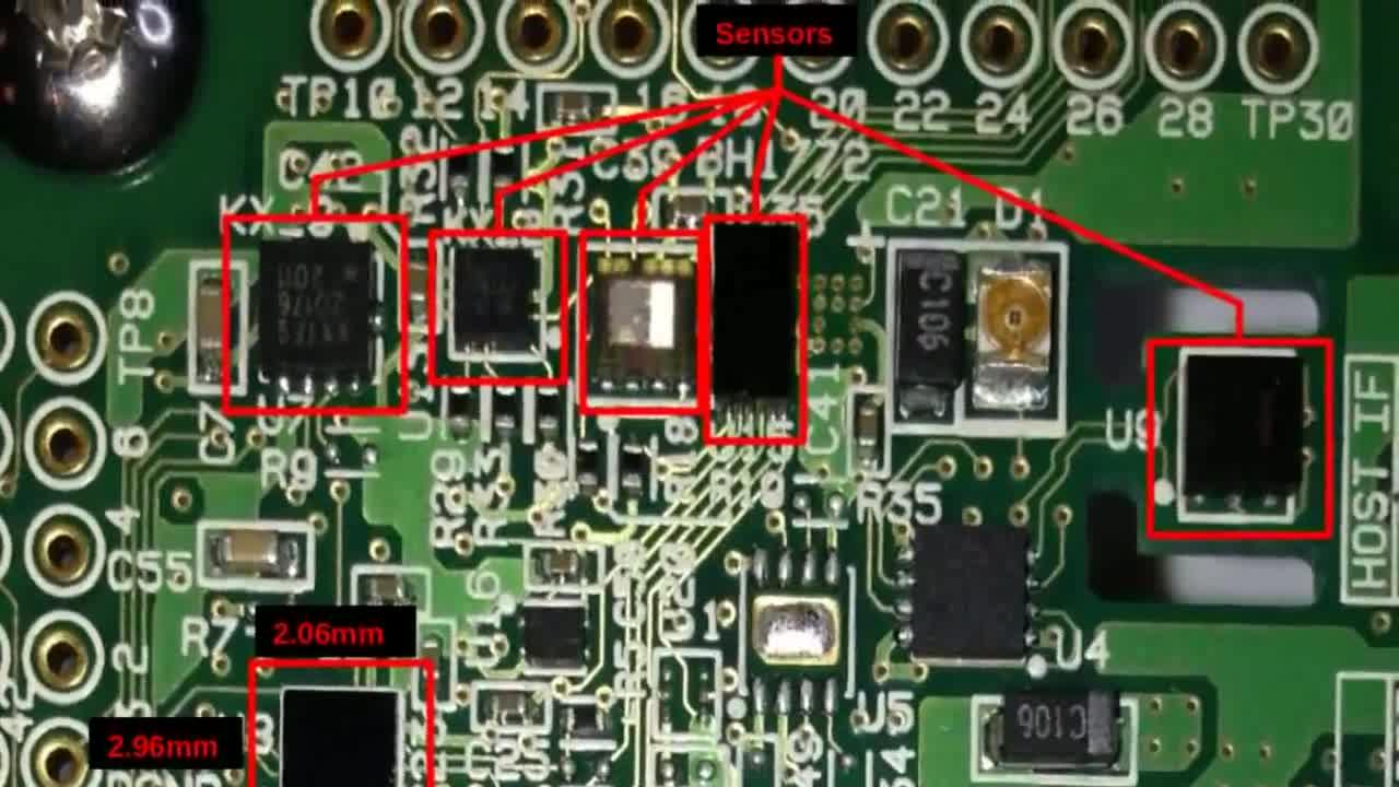 ROHM Semiconductor 100uA Sensor-Hub-Based Pedometer Demo within the Dragonboard