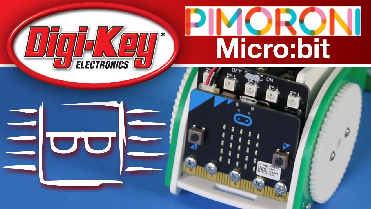 Pimoroni micro:bit – Another Geek Moment
