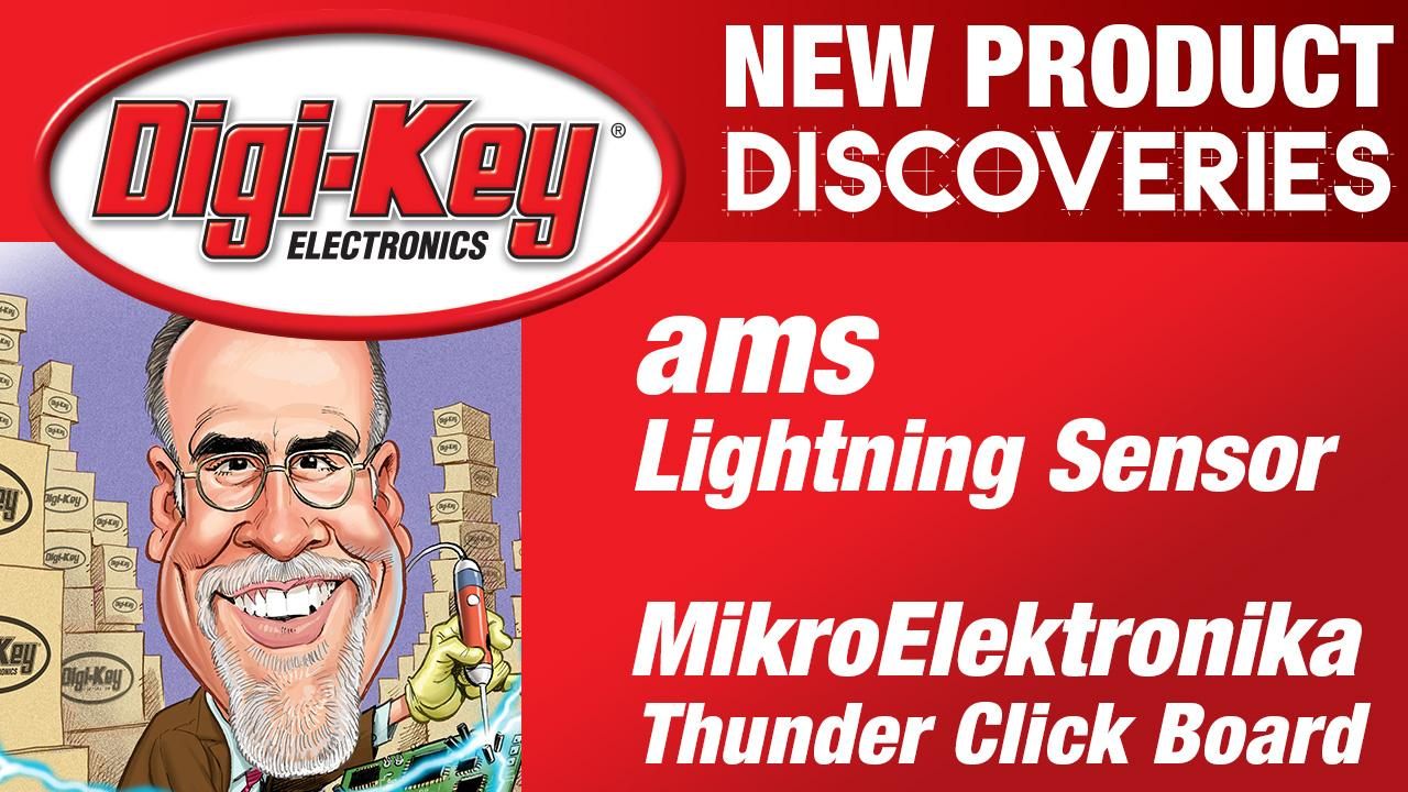 ams and MikroElektronika New Product Discoveries with Randall Restle Episode 9
