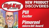 PUI and Pimoroni New Product Discoveries with Randall Restle Episode 8