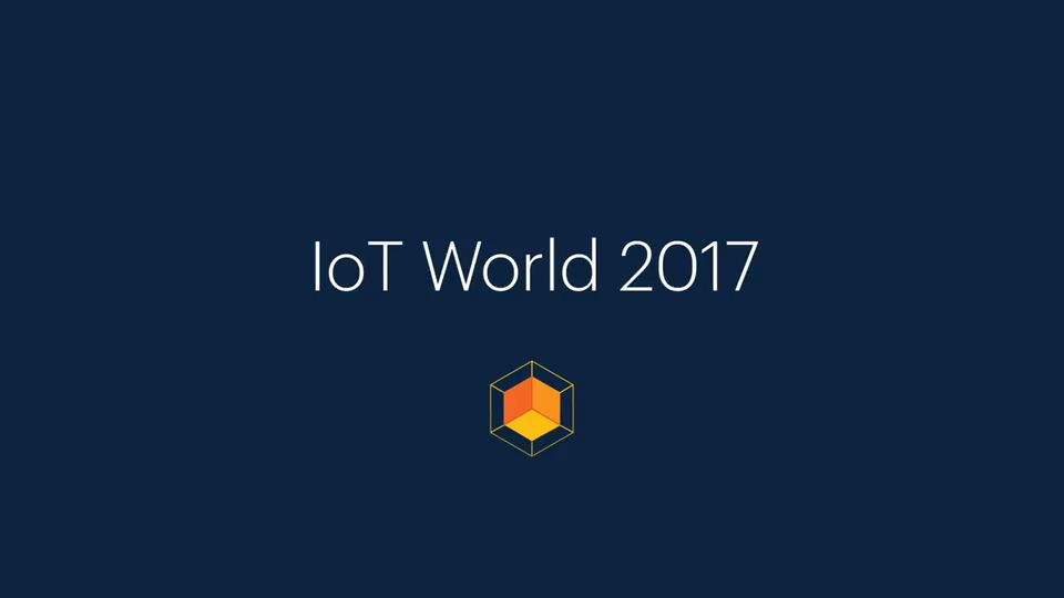 IoT World 2017 Demo-Kitra Product Accelerator Modules