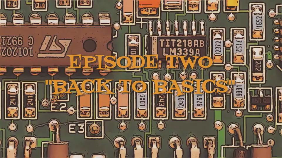 Doctor Capacitor Episode Two: Terms