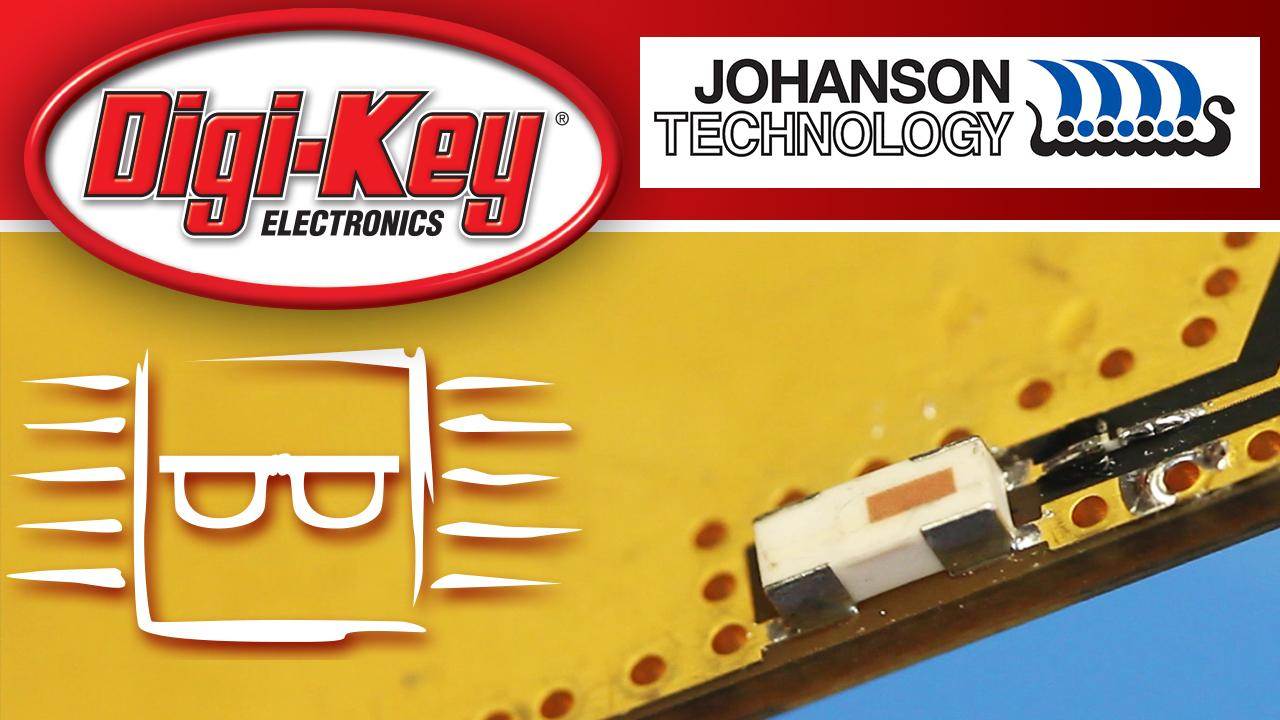 Johanson Technology 2.4 GHz Chip Antenna