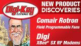 Comair Rotron and Digi International New Product Discoveries Episode 13