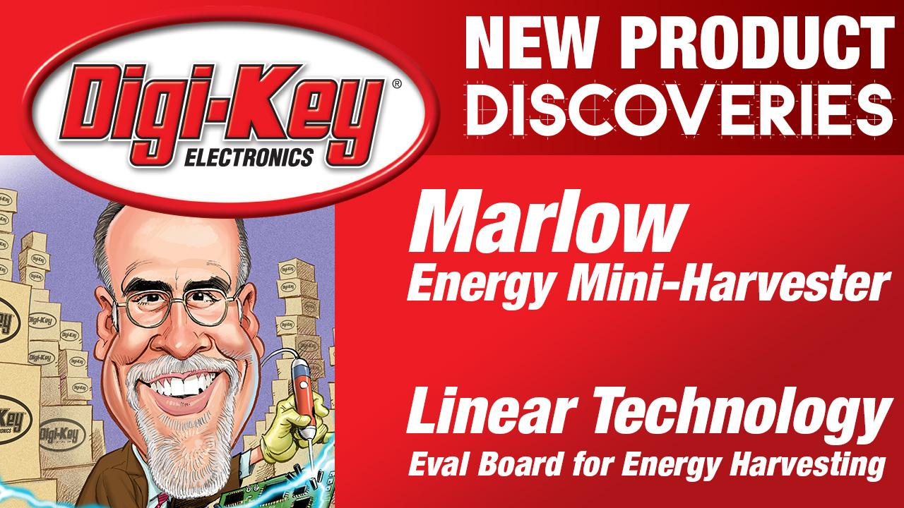Marlow Industries and Linear Technology New Product Discoveries Episode 14