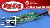 Grid-Eye Evaluation Board from Maxim Integrated - AGM
