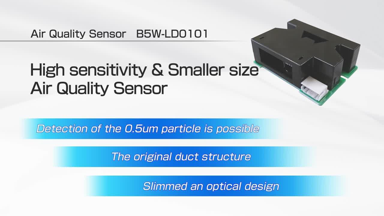 Air Quality Sensor B5W LD0101