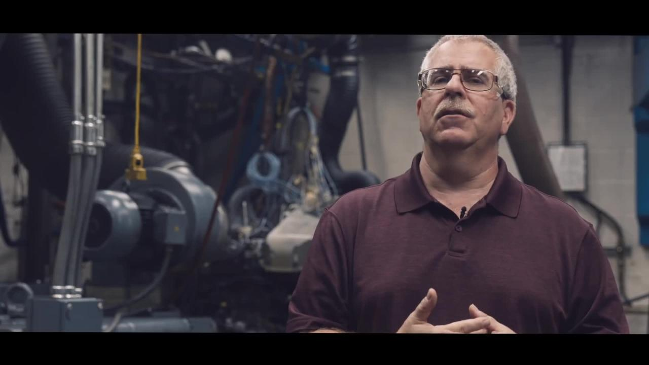 How Jacobs Vehicle Systems uses the Fluke 438-II to reduce downtime