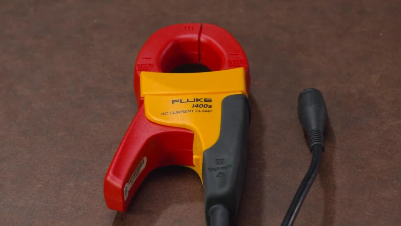 Make Your Meter Twice as Useful with a Fluke Current Clamp Accessory