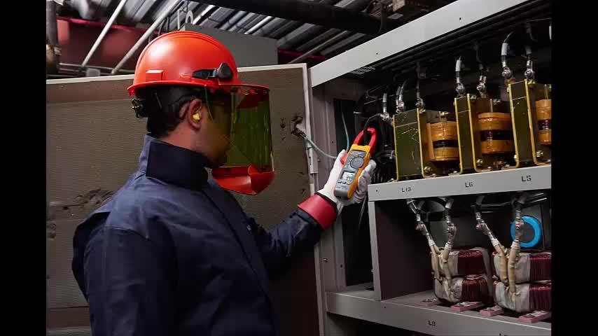Fluke 374 Fluke Connect Clamp Meter