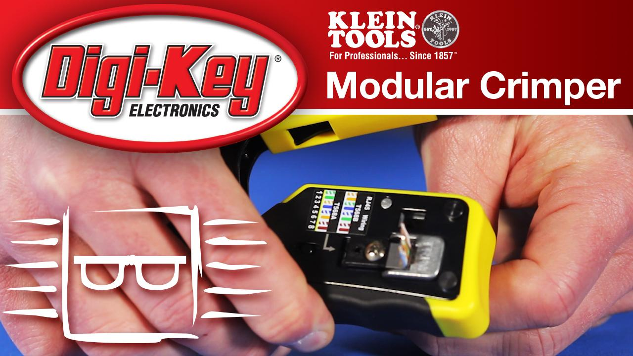 Modular Crimping with Klein Tools - Another Geek Moment