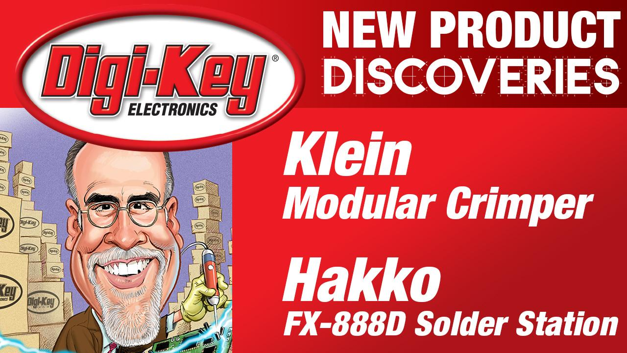 Hakko and Klein Tools New Product Discoveries Episodes 15