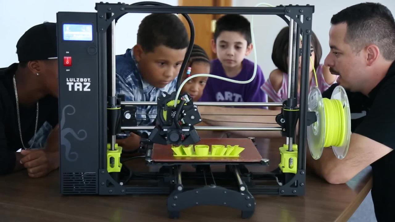 LulzBot 3D Printers: Commitment to Community
