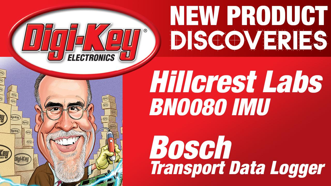 Hillcrest and Bosch New Product Discoveries Episode 17